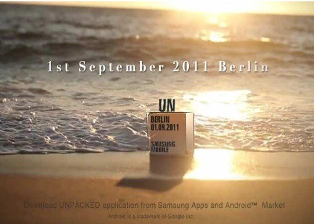 Especial con todos los smartphones Samsung para el IFA 2011