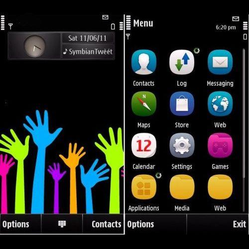 Nokia 500 desvelado