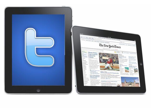 La nueva versión de Twitter para el iPad, 100% en HTML5