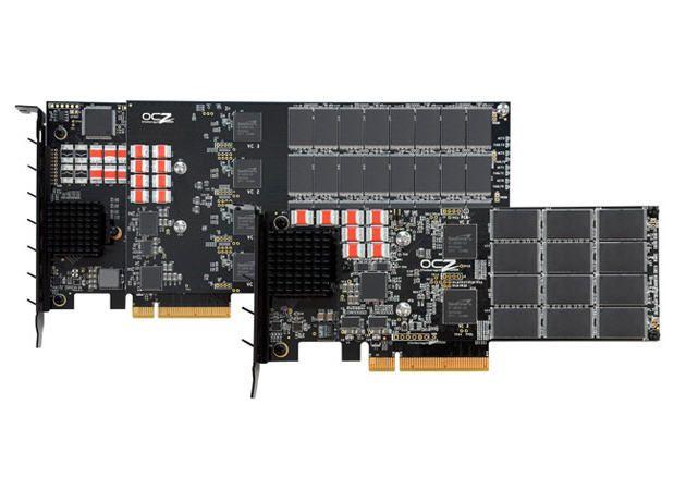 OCZ Z-Drive R4, un SSD en formato PCIe de última generación