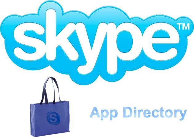 Skype lanza su propia App Store