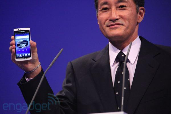 [IFA 2011] Sony Ericsson Xperia Arc S, smartphone de última generación 29