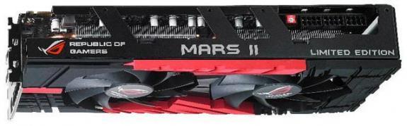 ASUS ROG Mars II, espectacular gráfica doble GTX-580 29