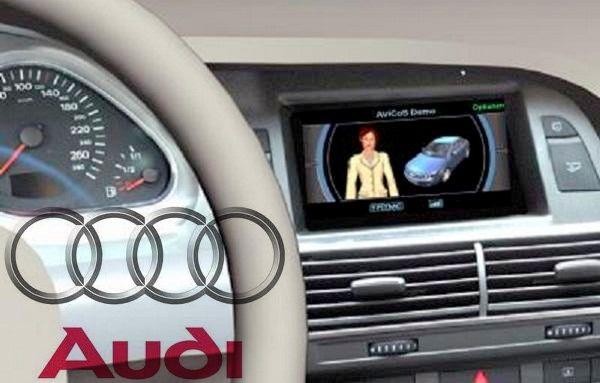 Audi integrará en sus coches un completo sistema de copiloto virtual (AviCoS)