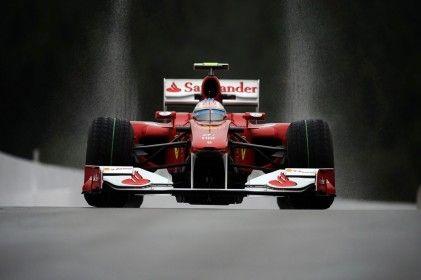Fórmula 1 en directo por streaming, Gran Premio de Bélgica -Spa-