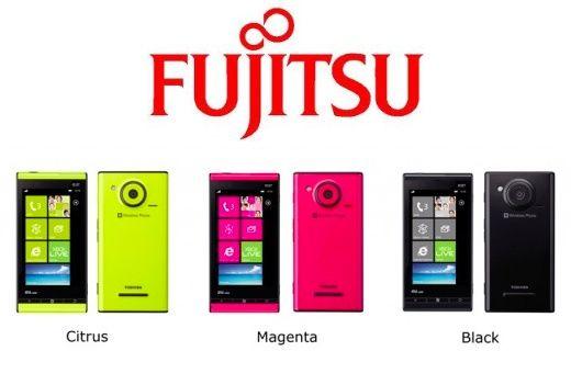 Fujitsu IS12T, el primer smartphone Windows Phone 7 Mango