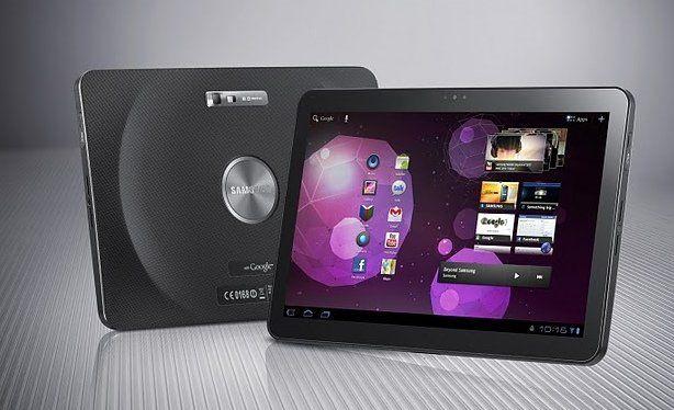 Apple lo logra: El Samsung Galaxy Tab 10.1 no se puede vender en Europa
