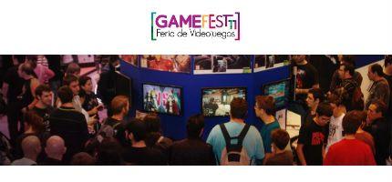 Regalamos 5 entradas dobles VIP para Gamefest 2011