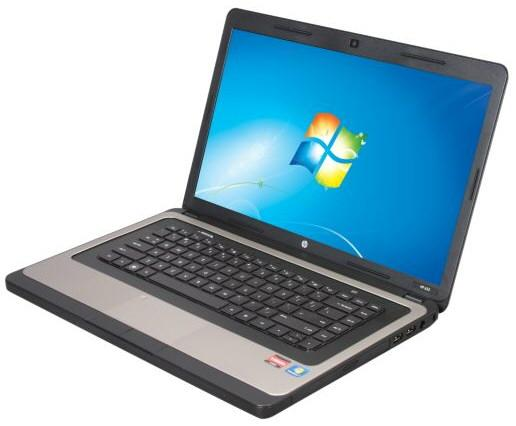 HP comercializa portátil 635 con APU AMD 30