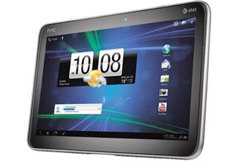 HTC Jetstream (Puccini), gran competidor para iPad 2