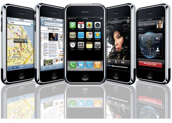Apple ya es el primer productor mundial de smartphones