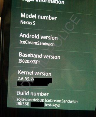 Primeras imágenes de Android 4.0 Ice Cream Sandwich 32