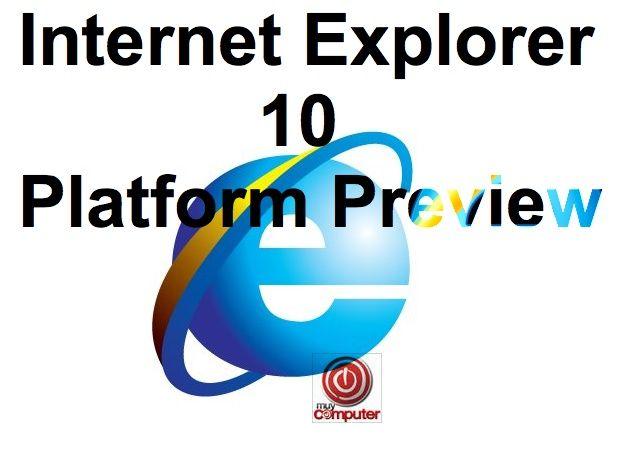 Prueba las mejoras de IE 10 Platform Preview con la interfaz de IE 9