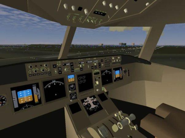 FlightGear, el simulador de vuelo opensource, alcanza la versión 2.4 32