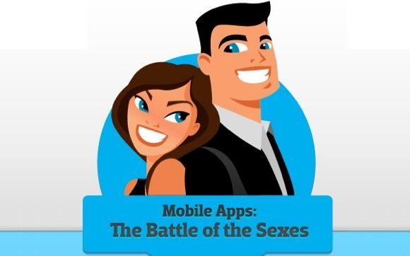 En móviles: los hombres son Android, las mujeres BlackBerry