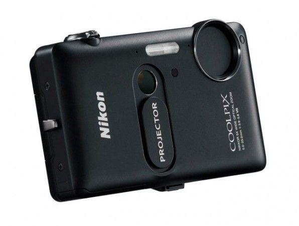 Nikon actualiza su cámara-proyector, Coolpix S1200pj