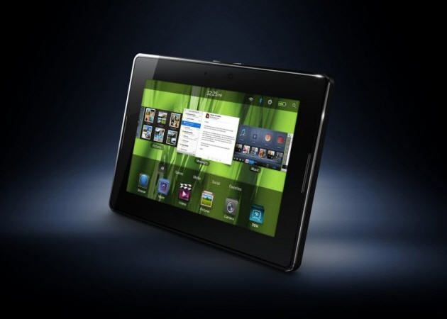 RIM prepara mejoras para su BlackBerry PlayBook