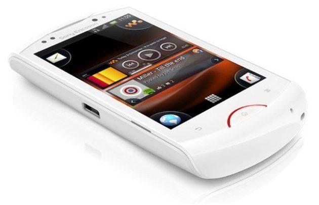 Sony Ericsson Live with Walkman, pequeño pero matón smartphone musical