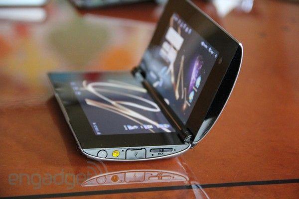 [IFA 2011] El tablet de doble pantalla Sony S2, se llamará Sony Tablet P