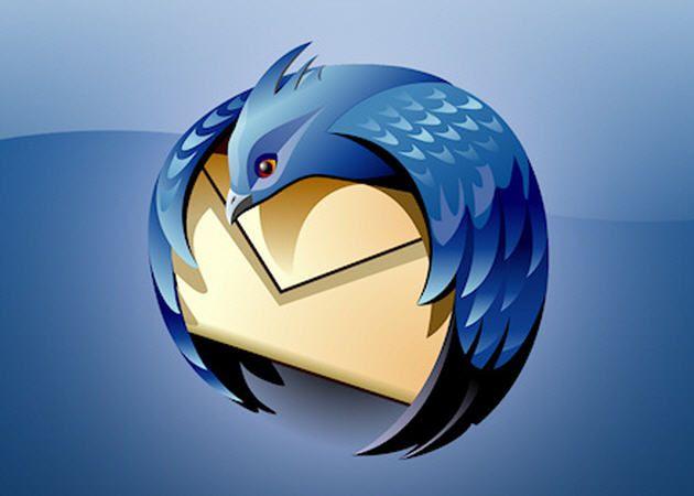 Primera beta de Thunderbird 7