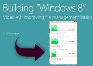 Nueva interfaz de funciones copiar, cortar y pegar en Windows 8 (VIDEO)