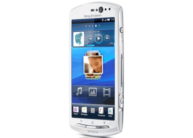 Xperia Neo V Black Sony Ericsson Xperia N...