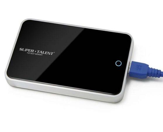 Actualiza tu disco duro externo a USB 3.0 con Super Talent