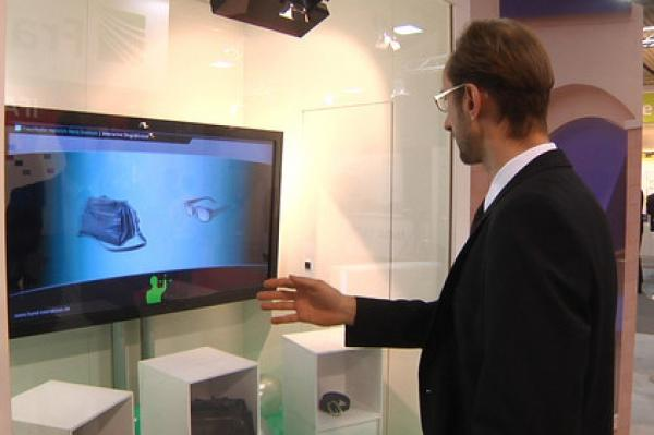 [IFA 2011] Los escaparates del futuro según Fraunhofer HHI