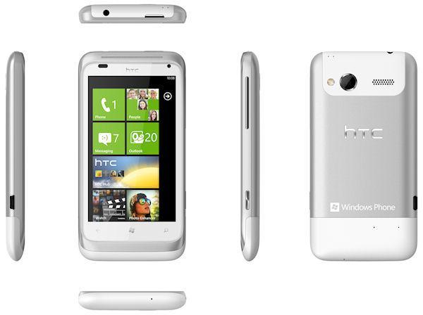 HTC Radar, smartphone Mango para todos los públicos