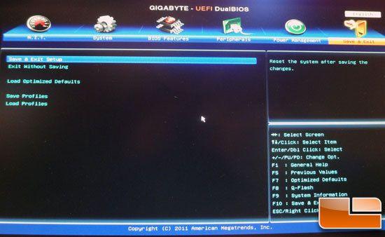GIGABYTE dice adiós a la BIOS y hola a UEFI 31