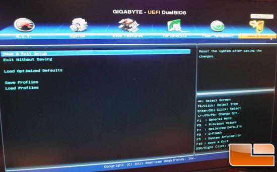GIGABYTE dice adiós a la BIOS y hola a UEFI 32