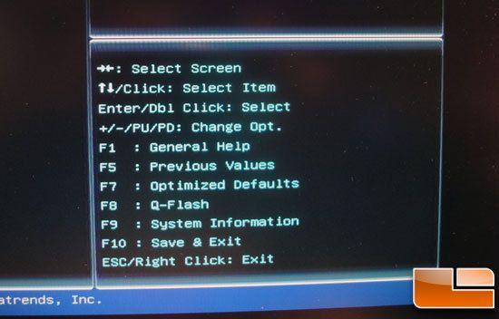 GIGABYTE dice adiós a la BIOS y hola a UEFI 33