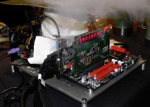 AMD Bulldozer en el libro Guinness de los Récords