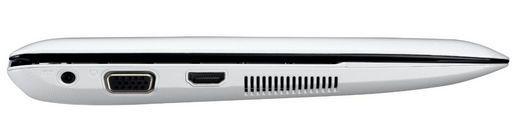 ASUS EeePC 1015BX, netbook barato con APU AMD 33