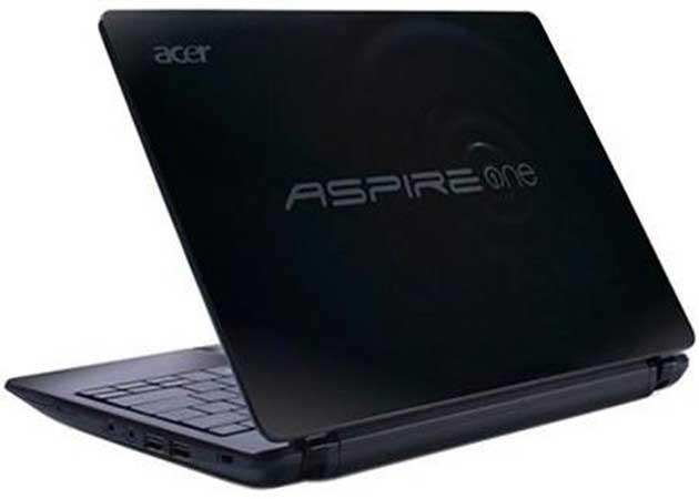 Acer mejora el ultraportátil Aspire One 722 manteniendo costes