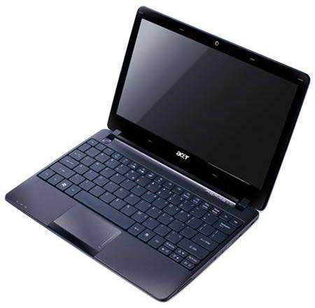 Acer mejora el ultraportátil Aspire One 722 manteniendo costes 28