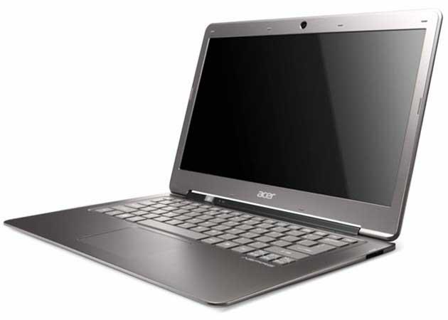 Acer Aspire S3, primer ultrabook en España