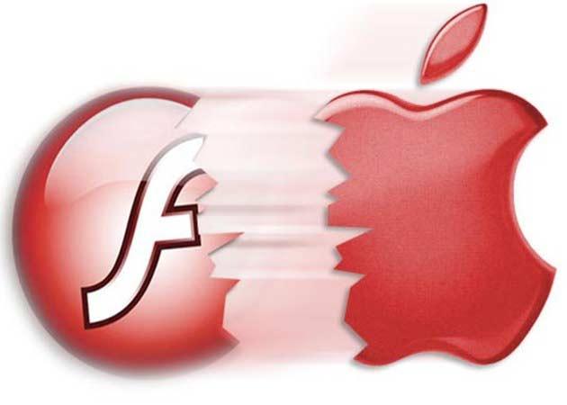 Adobe Flash para iPad, iPhone e iPod touch en camino