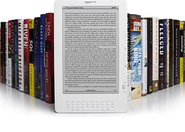 Amazon piensa en un Netflix para libros electrónicos
