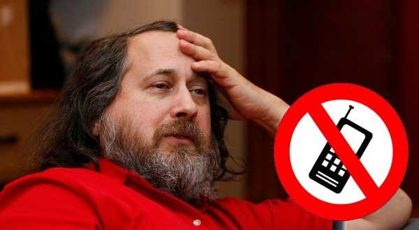 ¿Es Android realmente libre? Richard Stallman dice no 38