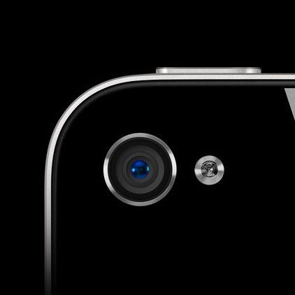 Apple está desarrollando una aplicación escáner para iPhone 5