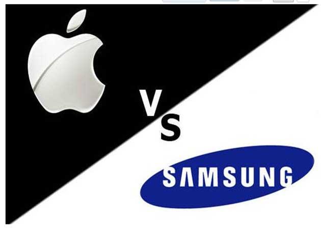 Samsung amenaza con bloquear el lanzamiento del iPhone 5