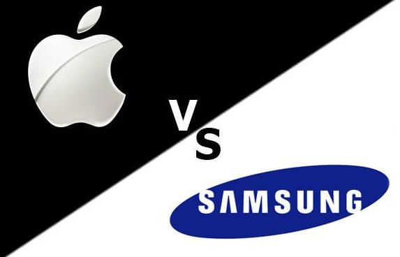 Samsung demanda a Apple en Francia por patentes 3G