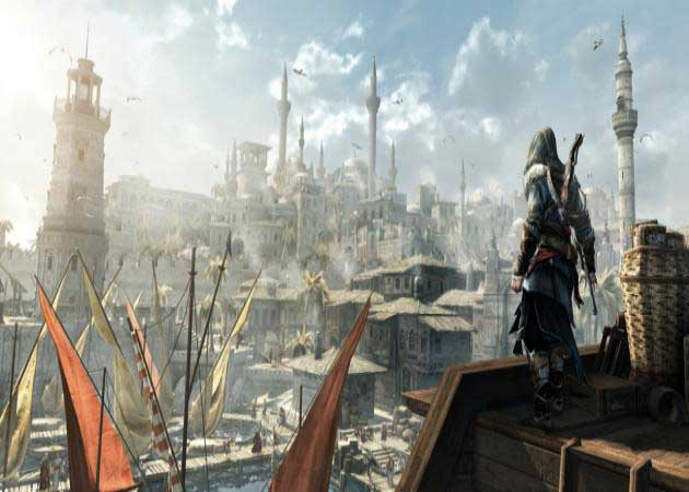 Assassin's Creed: Revelations, tráiler multijugador