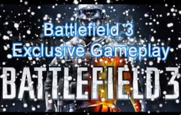 Battlefield 3, Gameplay filtrado