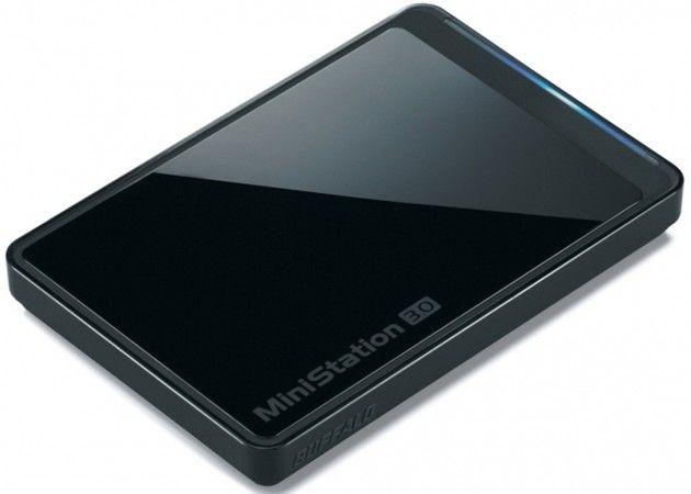 Buffalo presenta disco duro portátil USB 3.0 con 1,5 TB