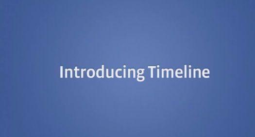 Timeline, las autobiografías llegan a Facebook