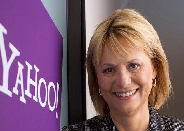La CEO de Yahoo! despedida por teléfono