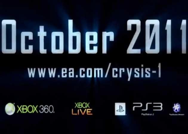 Crysis para Xbox y PS3 en octubre