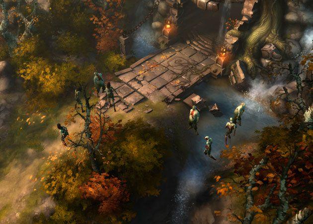 Comienza la fase beta de Diablo III: ¡corred insensatos!